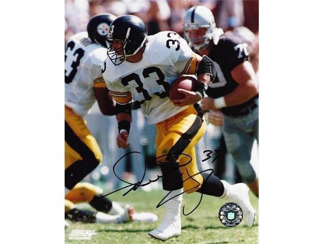 size 40 b0c15 94959 Real Deal Memorabilia MHoge8x10-3 Merrill Hoge Signed - Autographed  Pittsburgh Steelers 8 x 10 in. Photo - Newegg.com