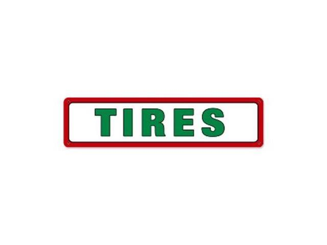 Past Time Signs RPC228 Texaco Tires Automotive Metal Sign - Newegg com