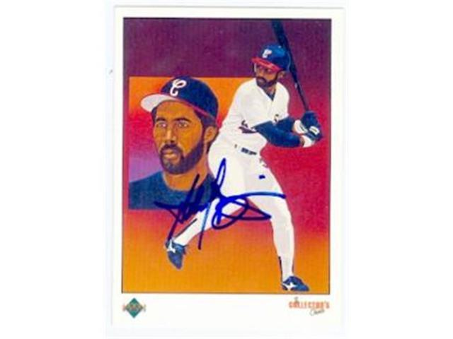 Autograph Warehouse 95282 Harold Baines Autographed Baseball Card Chicago White Sox 1989 Upper Deck No 692 Neweggcom