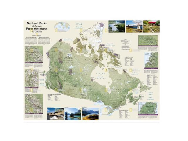 National Geographic RE01020682 Canada National Parks Map - Folded And on trans canada trail map, waterton canada map, national park map, waterton-glacier international peace park map, lakes canada map, richmond canada map, canada's natural resources map, united states canada map, airports canada map, superior canada map, islands canada map, vernon canada map, map of canada map, air canada map, ohio canada map, forests canada map, marble canyon canada map, banks canada map, canada volcano map, ottawa canada map,