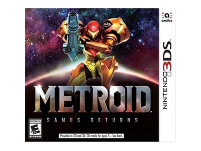 Nintendo of America 3DS CTR P A9AE Metroid Samus Returns Nintendo 3DS -  Newegg com