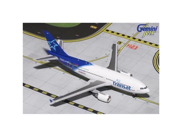 Gemini Jets 1-400 GJ1504 Air Transat Airbus A310-300 C-GLAT