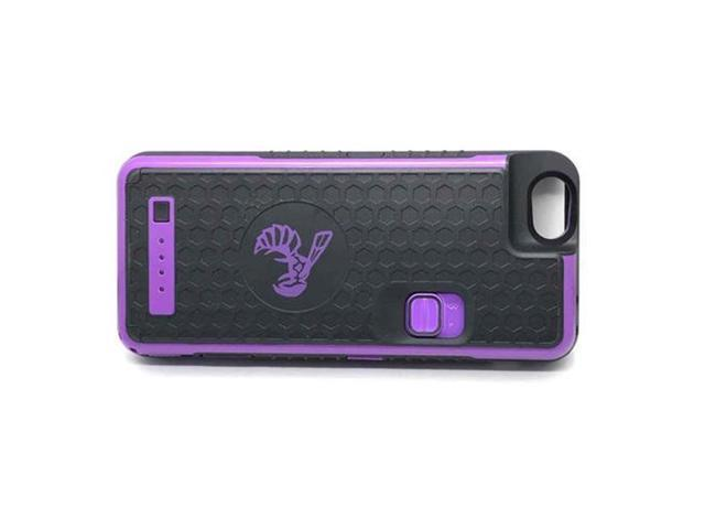 online store 32c55 57340 Yellow Jacket YJi06-02-PRP Electroshock Personal Defense & Backup Battery  Phone Case - Purple - Newegg.com