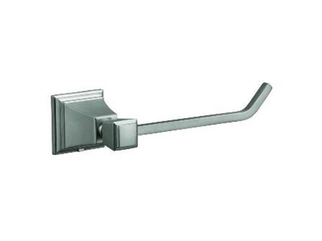 Design House 560490 Torino Euro Toilet Paper Holder Satin Nickel