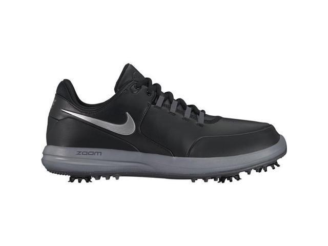 0f19e4c50958a3 Nike 72937 Air Zoom Accurate Men Golf Shoes - Black, Gray - 9.5 Medium