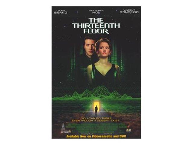 Thirteenth Floor Movie Poster