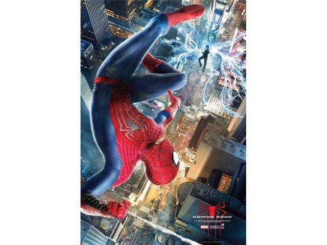 Pop Culture Graphics Movab88935 The Amazing Spider Man 2 Movie Poster 11 X 17