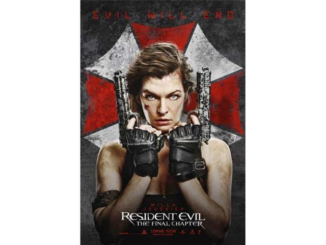 Pop Culture Graphics Moveb99255 Resident Evil The Final Chapter