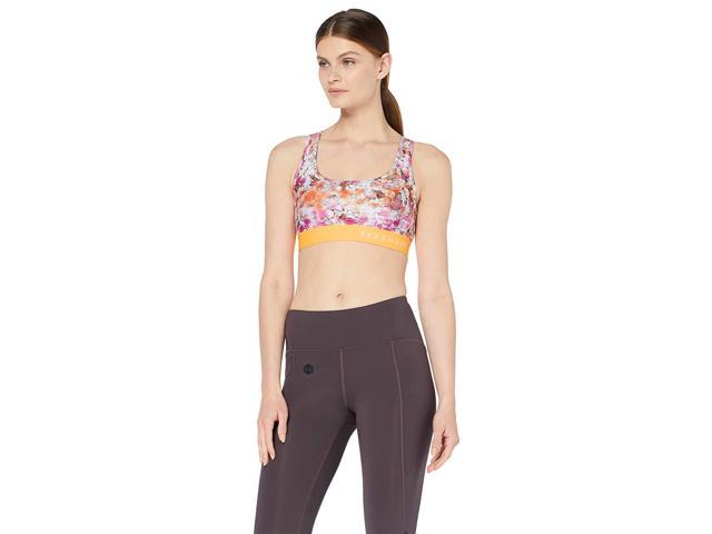 ca3a3cb8 Under Armour Women's Armour Mid Crossback Print Sports Bra - Newegg.com