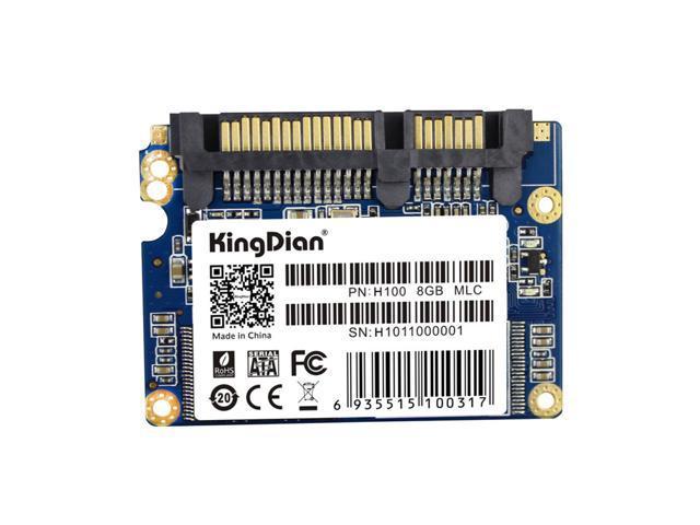 KingDian 8GB SATA III 6Gb S Half SlimMLC Flash SSD Solid State