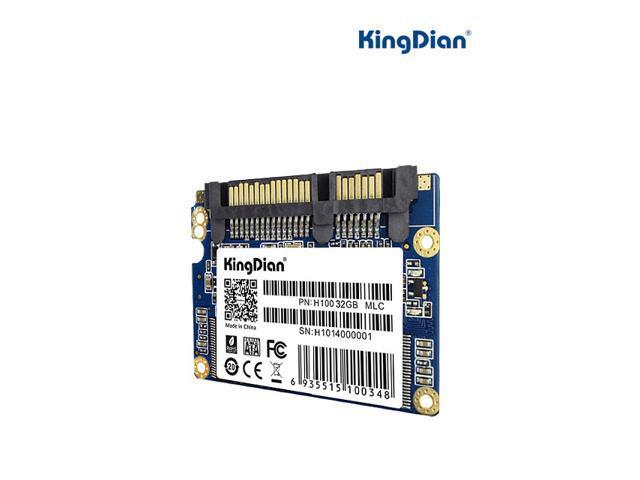 KingDian 8GB 16GB 32GB SATA III 6Gb S Half SlimMLC Flash SSD