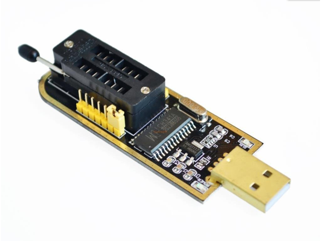 Anmbest CH341A USB Programmer 24 25 Series Chip BIOS Flash Burner CH341A USB Programmer 24 25 Series Chip BIOS Flash Burner for PC Motherboard Router LCD Monitor for PC Motherboard Router LCD Monitor