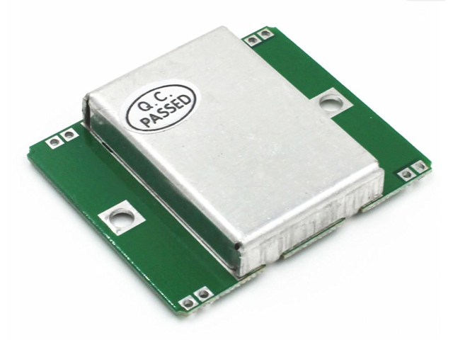 Wireless Radar Detector >> Hb100 Microwave Sensor Module 10 525ghz Doppler Radar Motion