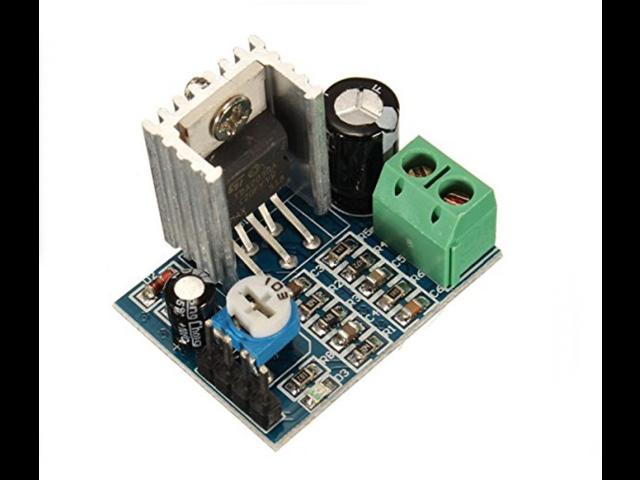 TDA2030A 6-12V AC/DC Single Power Supply Audio Amplifier Board Module audio  amplifier module amplifier module - Newegg com