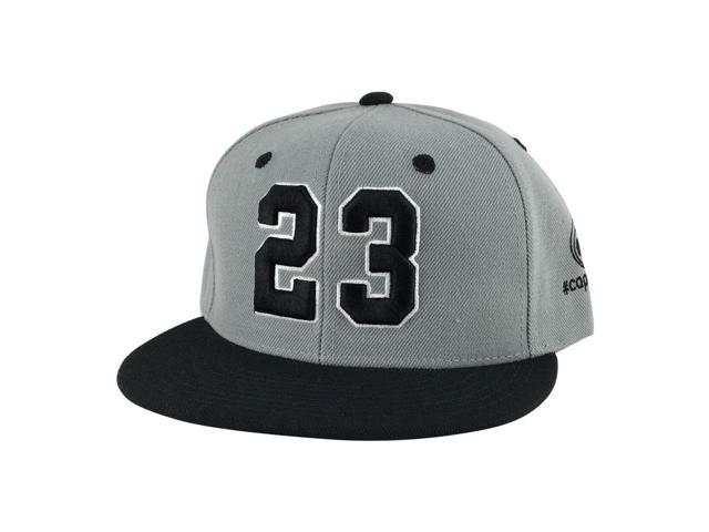 5120dfd8ee0403 ... best price player jersey number 23 snapback hat cap x air jordan lebron  grey black 978be