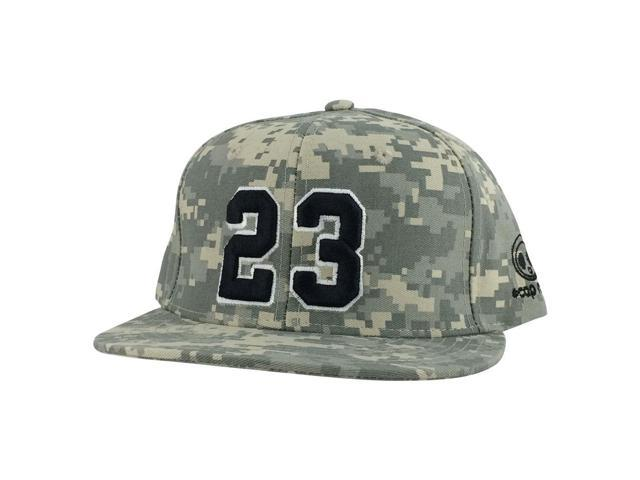 004365c640e0 Player Jersey Number  23 Salute Snapback Hat Cap x Air Jordan   Lebron -  Digital
