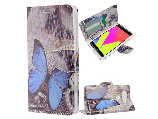 new york 480cc e6dda Zizo Design Wallet Flap Pouch Cover For LG V20 - Wallet Case w ...