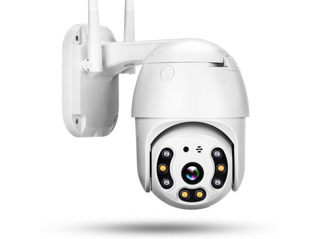 Wireless 1080P WIFI IP CCTV Camera PTZ Outdoor HD Home Security IR Cam Pan//Tilt