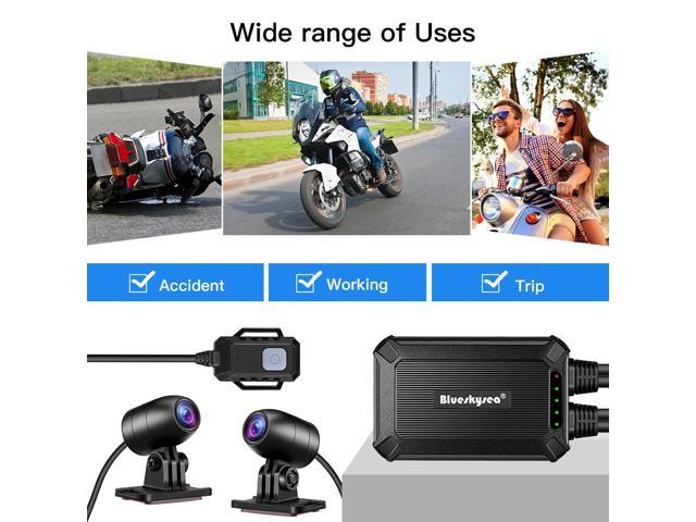 GPS Module Compatible for Blueskysea B1M Motorcycle Dash Cam