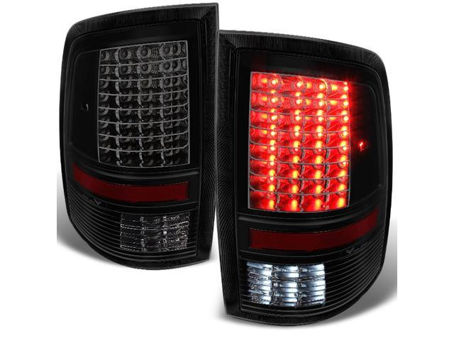Smoked Replacement LED Brake Tail Lights Lamps For 2009-2018 Ram 1500 2500 3500