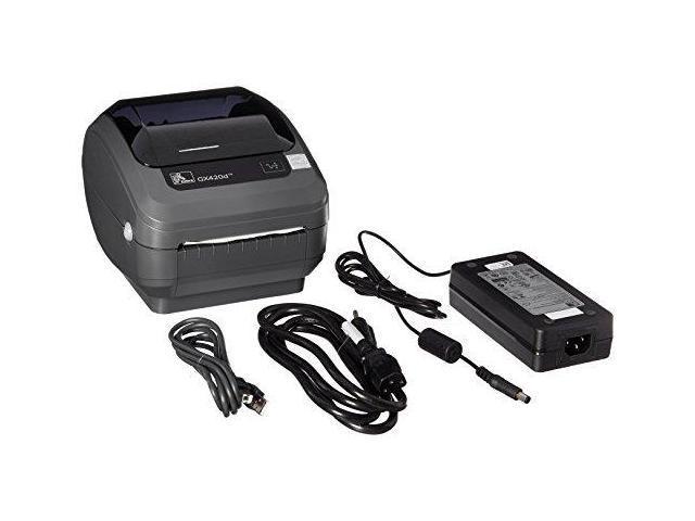 Zebra Label Printer GX42202410000 GX420d USB Direct Thermal - Newegg com