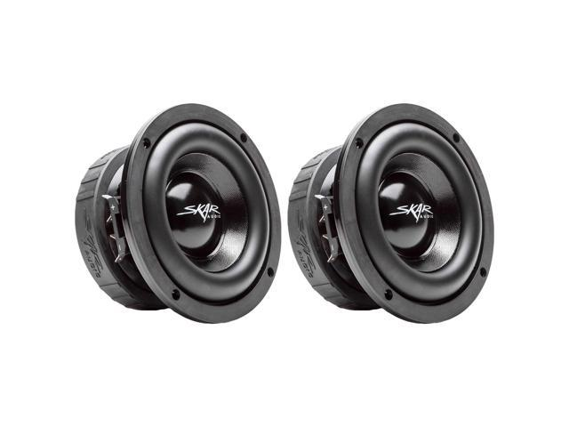 (2) Skar Audio EVL-65 D4 6 5
