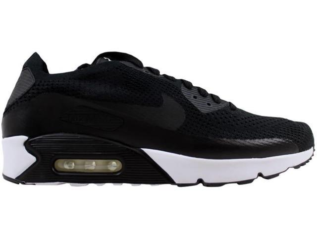 separation shoes 4a59c f972e Nike Men's Air Max 90 Ultra 2.0 Flyknit Black/Black-Black-White 875943-004  Size 10.5 - Newegg.com