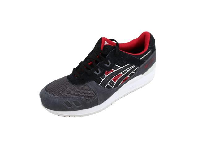 new arrival 9c1b5 6cd23 Asics Gel Lyte III 3 Black/Black H6X2L 9090 Men's Size 9.5 - Newegg.com
