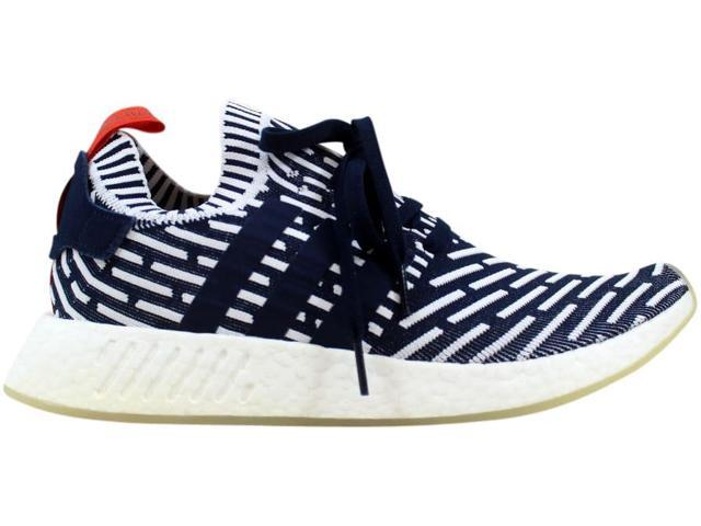 quality design a7c29 46015 Adidas Men's NMD R2 Primeknit Navy/White-Red Roni BB2909 Size 7.5 -  Newegg.com