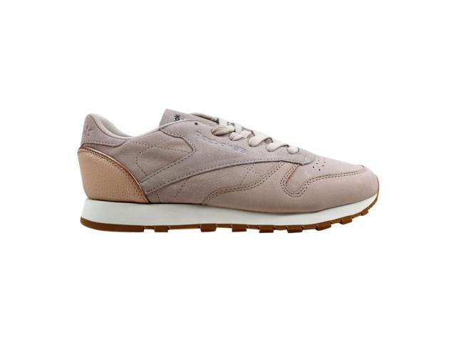 Reebok Shoes   Classic Leather Womens Golden Neutrals New