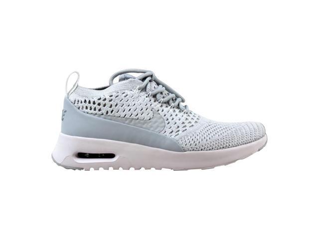 Nike Air Max Thea Ultra Flyknit Pure PlatinumPure Platinum 881175 002 Women's Size 5