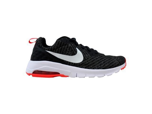 Nike Air Max Motion LW PRT GS AnthraciteMetallic Platinum Grade School 917664 001 Size 5 Medium