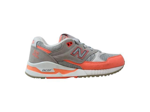 buy popular 37716 77658 New Balance 530 Grey/Salmon Women's W530FIM Size 6 Medium - Newegg.com
