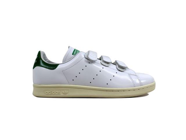 new style 94749 ce2d5 Adidas Stan Smith CF Nigo White/Green B26000 Men's Size 13 - Newegg.com