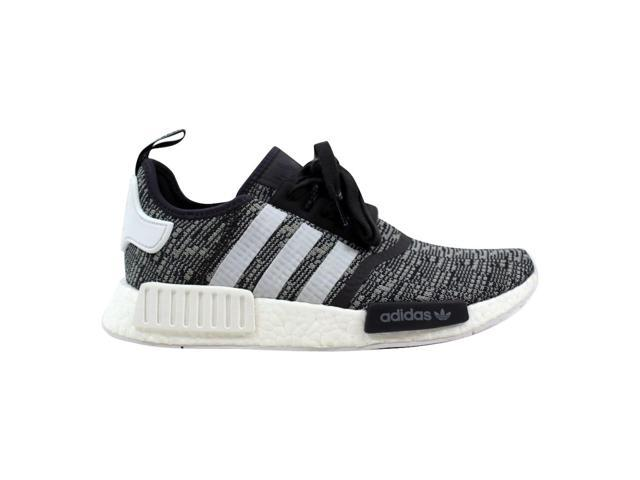 pretty nice 57877 04f8c Adidas NMD R1 W Black/White-Grey BY3035 Women's Size 10 - Newegg.com