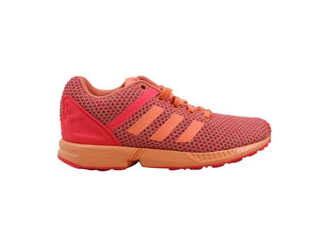 separation shoes 41ee2 87d61 Adidas ZX Flux Split K Sun Glow/Red AQ6292 Pre-School Size 11.5Y -  Newegg.com