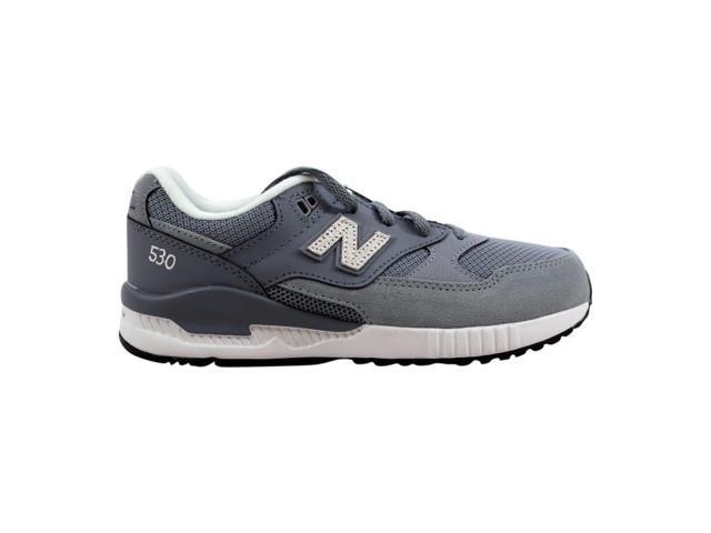 best sneakers a9645 0c5e3 New Balance 530 Oxidized Grey KL530GXG Grade-School Size 6Y - Newegg.com