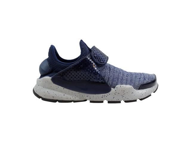Nike Sock Dart SE Premium Midnight Navy/Midnight Navy 859553-400 Men's Size 9