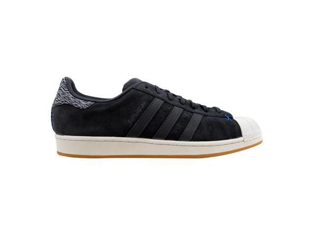 sports shoes 555a1 36394 Adidas Superstar Grey Suede/White-Blue B27573 Men's Size 11 - Newegg.com