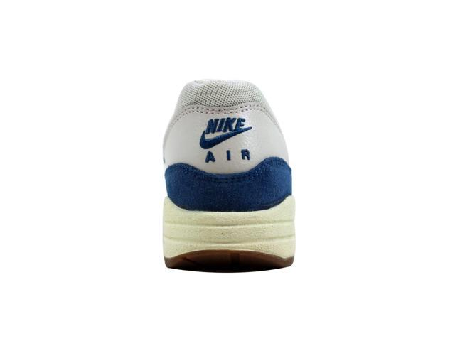 Nike Womens Air Max 1 Essential Light Bone Brigade Blue