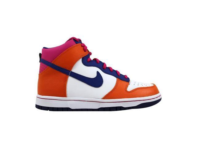 code promo 92220 22ee9 Nike Dunk High Fireberry/Deep Royal Blue-Starfish 316604-607 Grade-School  Size 6.5Y - Newegg.com