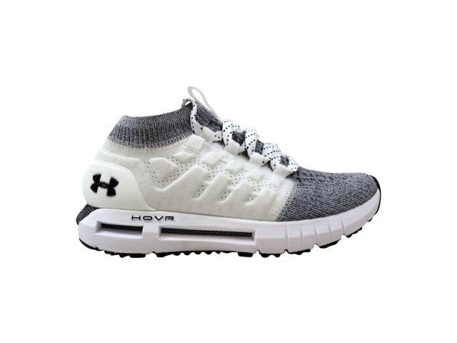 best sneakers 500ad d3fe1 Under Armour HOVR Phantom NC White/Grey Women's 3020976-111 Size 6 Medium -  Newegg.com