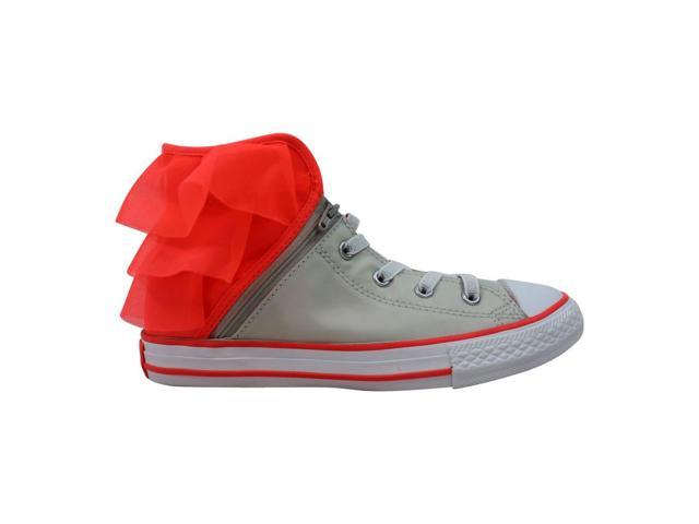 Converse Chuck Taylor All Star Block Party Hi Pure SilverHot