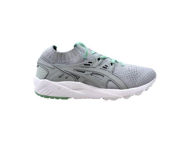 buy popular 64407 39a45 Asics Gel Kayano Trainer Knit Gossamer Green H7N6N 6767 Women's Size 6 -  Newegg.com
