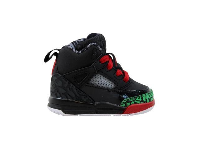finest selection aeac6 52a19 Nike Air Jordan Spizike Black/Varsity Red 317701-026 Toddler Size 3C -  Newegg.com