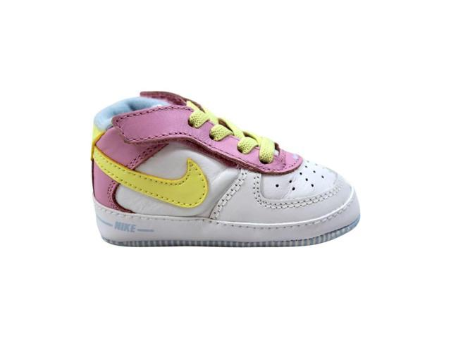 Nike Force 1 08 Gift Pack White/Lemon Cheffin-Perfect Pink-PL Blue  325315-171 Toddler Size 3C - Newegg com