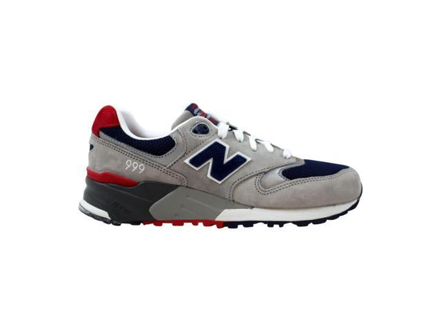 économiser 79ba0 ab4f4 New Balance ML999 Elite Edition Light Grey/Navy Blue-Red ML999AE  Grade-School Size 7Y - Newegg.com