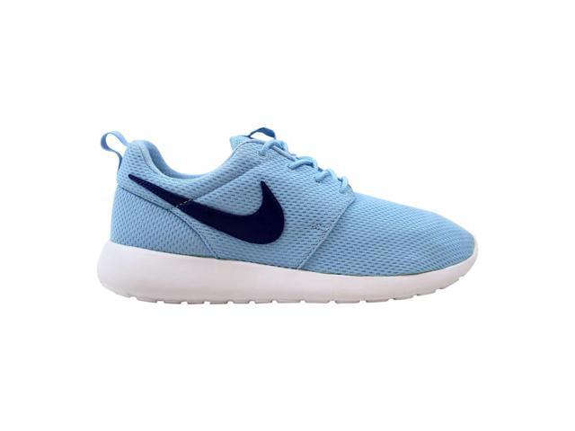 quality design 27549 9d859 Nike Roshe One Bluecap/Deep Royal Blue-White 599729-410 Grade-School Size  7Y - Newegg.com