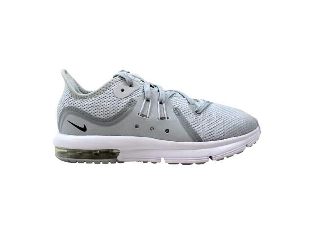Nike Air Max Sequent 3 Pure PlatinumBlack White AO0554