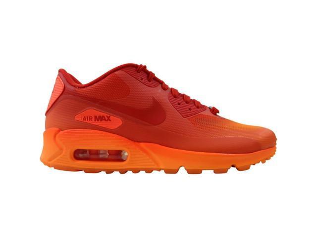 Nike Air Max 90 HYP QS Hyper OrangeChilling Red Atomic Orange Milan Aperitivo 813151 800 Women's Size 7.5